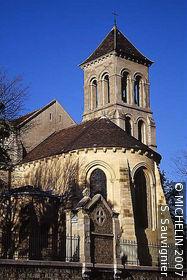 Église St-Pierre-de-Montmartre