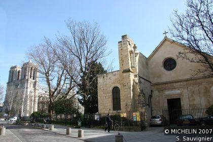 Église St-Julien-le-Pauvre