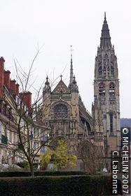 Church of N.-D. of Caudebec-en-Caux