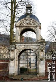St-Wandrille Abbey