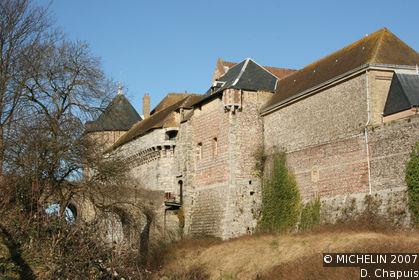 Dieppe Castle