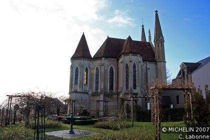 Chapelle N.-D.-des-Flots