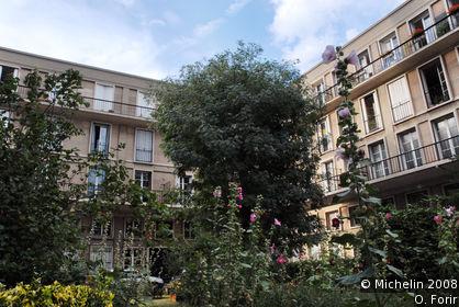 Model apartment of Auguste Perret