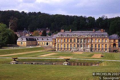 Dampierre Castle