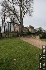 Thoiry Mansion