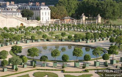 Grounds of the Palace of Versailles
