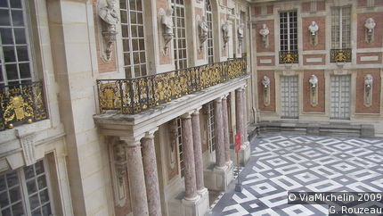 Marble court