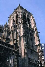 Collegiate church of Saint-Vulfran