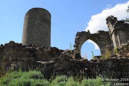 Châlus-Chabrol Castle