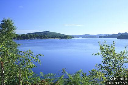 Lake Vassivière