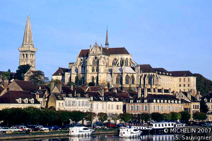 Abbey of St Germain