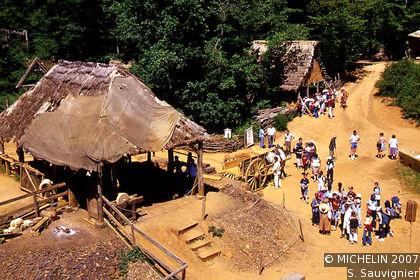 Guédelon Medieval Building Site