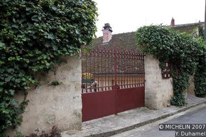 Van-Gogh's House