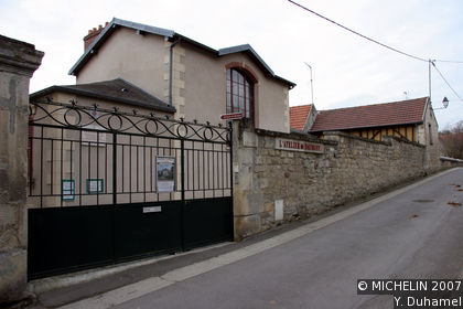 House-Workshop of Daubigny