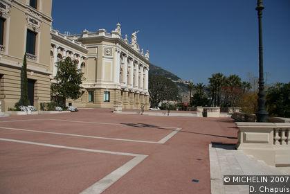 Casino terrace