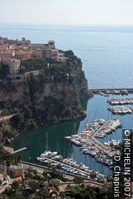 The Rock of Monaco