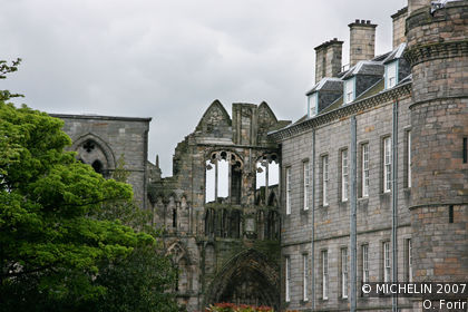 Abbey of Holyroodhouse