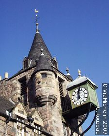 Canongate Tolbooth - People's Story Museum