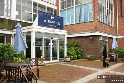 Wedgwood Factory Visitor Centre