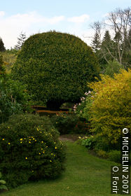 Gardens of Crathes Castle