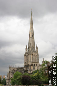 St Mary Redcliffe