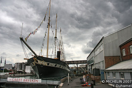 SS Great Britain and the Maritime Heritage Centre