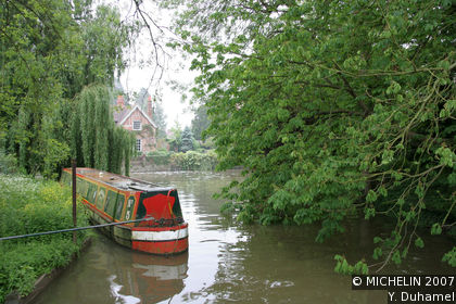 Thames Valley upstream of Windsor
