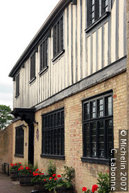 Oliver Cromwell's House