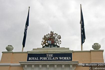 Royal Worcester Porcelain Works