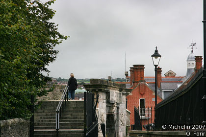 Londonderry City Walls and Gates