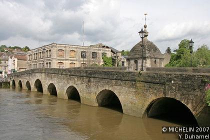 Nine-Arched Bridge