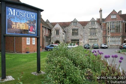 Royal Gloucestershire, Berkshire and Wiltshire Regiment (Salisbury) Museum