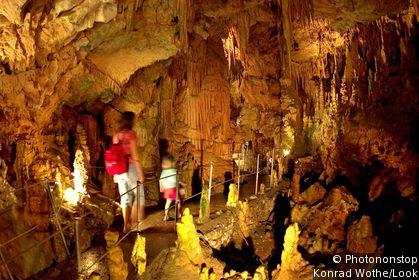 Caves of Dirós