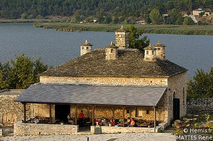 Ioánina Lake