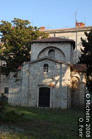 Chapel of St Mary Formosa