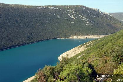 Plomin Fjord