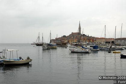 View of Rovinj