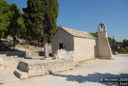 Promenade of Chapels