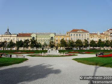 Catherine Zrinski Square