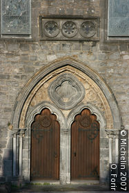 St Canice's Cathedral