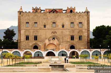 Zisa - Museum of Islamic Art