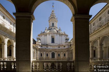 Church of Sant'Ivo alla Sapienza