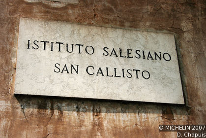 Catacombs of San Callisto