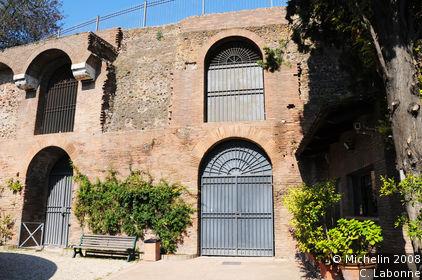 Domus Aurea (Golden House of Nero)