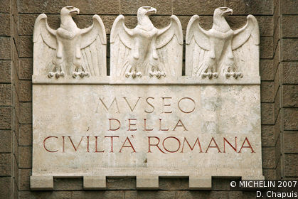 Museum of Roman Civilisation