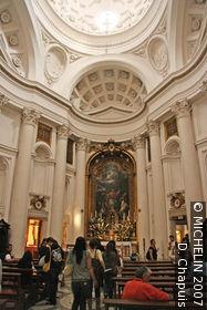 Church of San Carlo alle Quattro Fontane