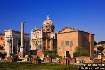 Forum Romanum: Curia