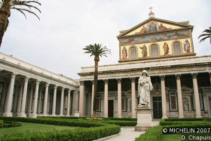 Basilica of San Paolo Fuori le Mura