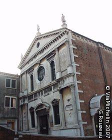 Church of San Sebastiano