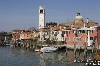 Island of San Pietro di Castello